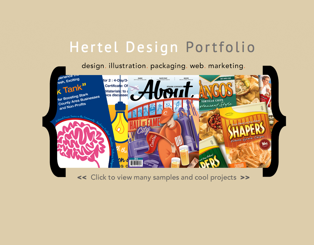 Hertel Design - Design. illustration.
